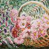 Huiles :Fleurs et natures mortes