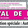 Appel aux lecteurs festival 2012