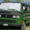 T3 vw caravelle syNcro green