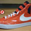 Sneakers - Nike Blazer SP LE - Team Orange/Obsidian