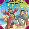Opération Trio T10 : Le trésor du pirate de Marc Cantin et Isabel