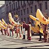 Columbus Day Banana Parade Entries in San Francisco @ Anna Banana. 1974