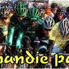 Acquigny, le 16 mars 2013 : tour de Normandie
