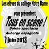 Spectacle de Notre Dame version 2013 :-)