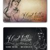 Mud Tattoo • Business Cards
