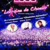 2000 Choristes, un concert à ne pas manquer (novembre 2013) !