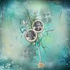 "Kit ""Wonderful lagon"" de Melcréa"