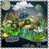 """""""At the pond"""" de Bee creation"""