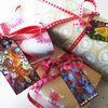 Idée cadeau : des tags pour embellir vos emballages