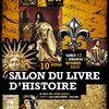 Salon du livre 17 et 18 novembre à Woippy
