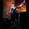 Lady Pink Doll sous le signe du scorpion par David VDB