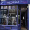 Patrice Catanzaro, boutique Libertinesque Londres