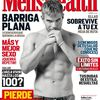 Photos de Kellan pour Men's Health !