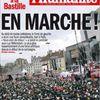 """Mélenchon: """"Nous allons faire de cette élection une insurrection civique"""""""