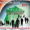 Bienvenue dans l'univers de la construction bois en Région Midi Pyrénées: les 14 et 15 mai 2011, pendant les journées du patrimoine de la maison bois venez découvrir notre construction