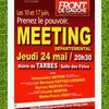Meeting Départemental à Tarbes