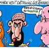 Hollande veut détruire les terroristes