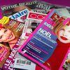 Défi du lundi (en retard) : les magazines