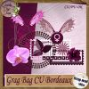 grag bag cu bordeaux