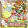 day dream et crazy garden de chouk77