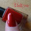 """Swatch E. Pinaud : 12-312.O """"Rouge Éclatant"""""""