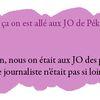 Interview 2011 : Publicité mensongère (1)