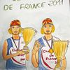 Champions de France baby !