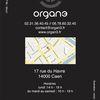 Expo Zavata chez Organ3 (Caen) du 30 /05 au 16/07