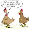Delize : La grippe aviaire aux portes de l'Europe !!