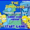 The Simpsons in Homers Beer Run !!