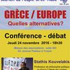 GRÈCE / EUROPE – QUELLES ALTERNATIVES ?