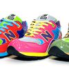 New balance MT 580 X Undefeated X Stussy X Mad Hectic