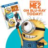 Make a Digital Copy of Despicable Me 2 Blu-ray
