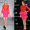 """Emma Stone in Christian Louboutin Pigalle Plato 120mm pumps at """"Friends With Benefits"""" New York Premiere"""