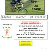 Au programme ce WE : Loches-Courçay-Saint Avertin le 18 octobre