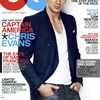 Chris Evans GQ July 2011