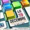 Invitation Repair Café le 19 décembre 2014