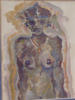 48 oeuvres de Michel Bories (1949-2001)