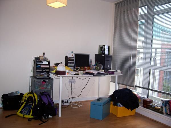 Flat 1 for 6 months before moving again