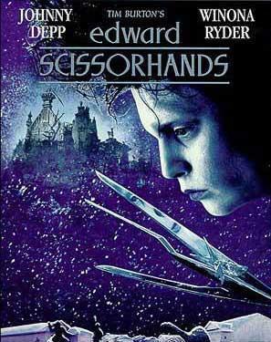 Edward aux mains d'argents, le plus beau film du monde.