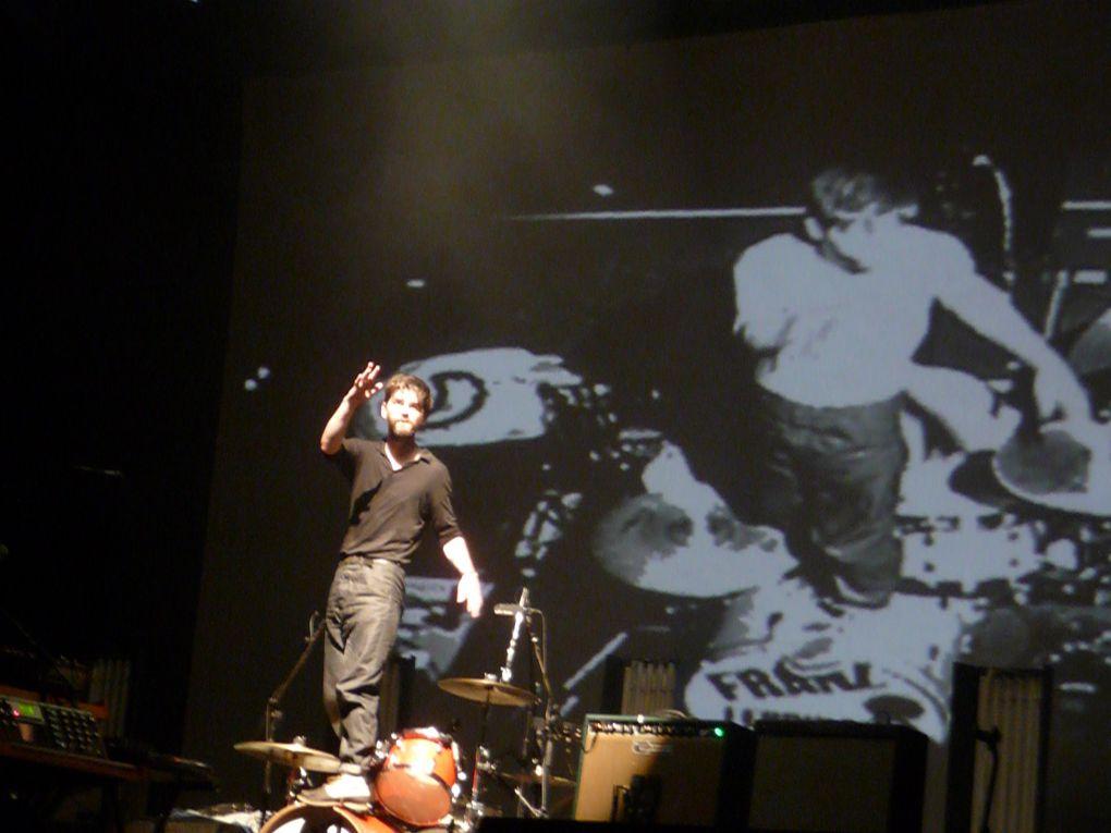 Franz Ferdinand-Garden-Nef-Party-2009 - Angoulême 17 juillet 2009