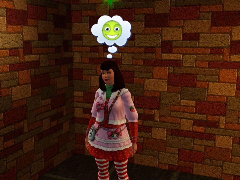 Album - Sims 3 - la famille DjoumDjoum 01
