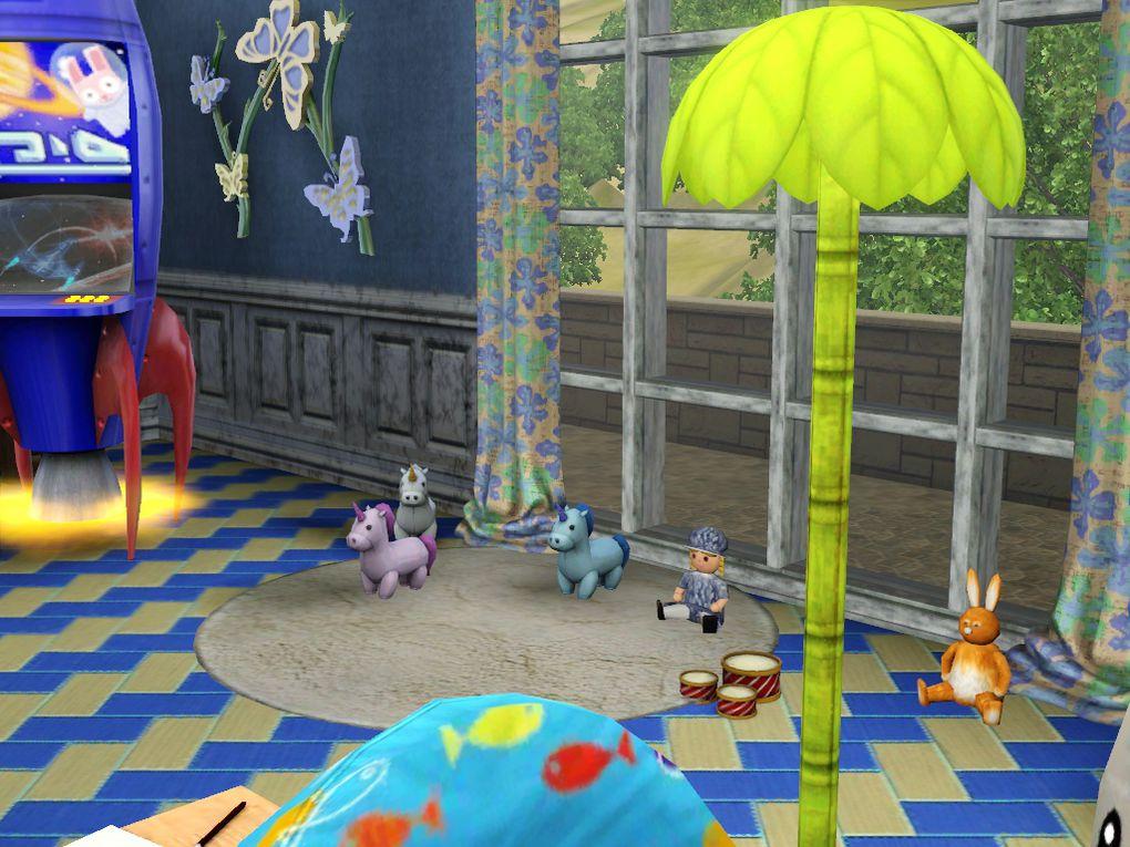 Album - Sims 3 - la famille DjoumDjoum 03