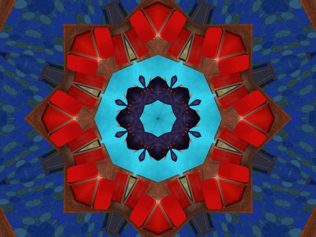 Album - Sims 3 - Mandalas et Kaléïdoscopes 01