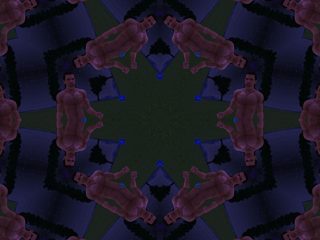 Album - Sims 3 - Mandalas et Kaléïdoscopes 03