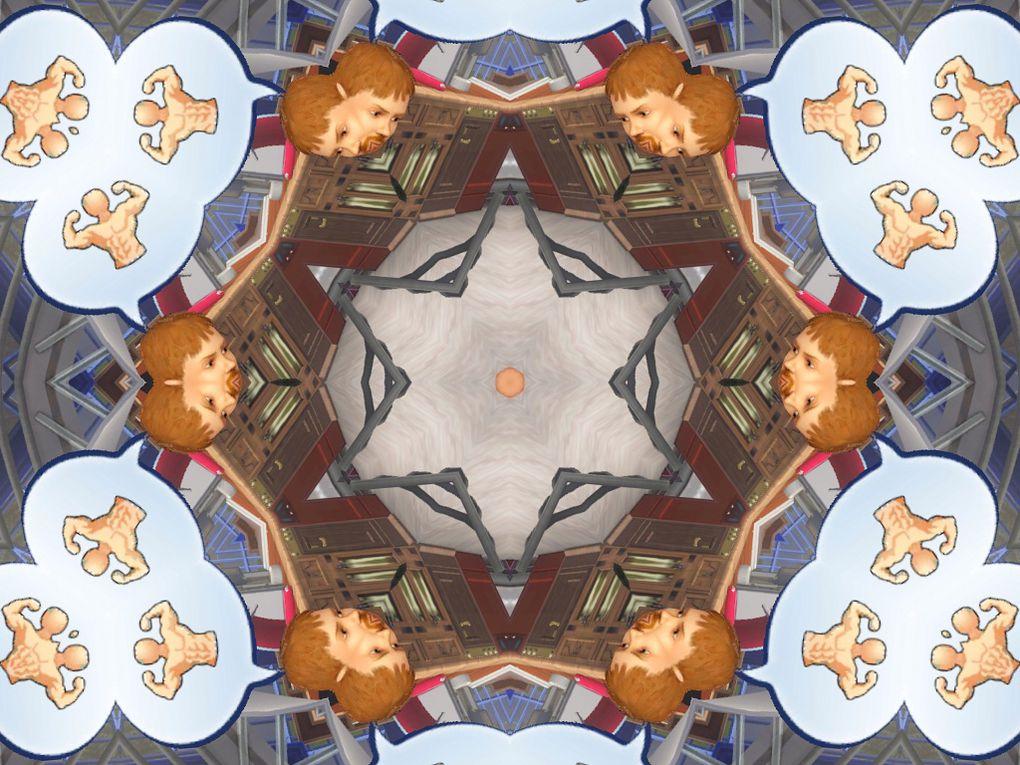 Album - Sims 3 - Mandalas et Kaléïdoscopes 04