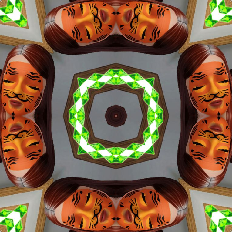 Album - Sims 3 - Mandalas et Kaléïdoscopes 07