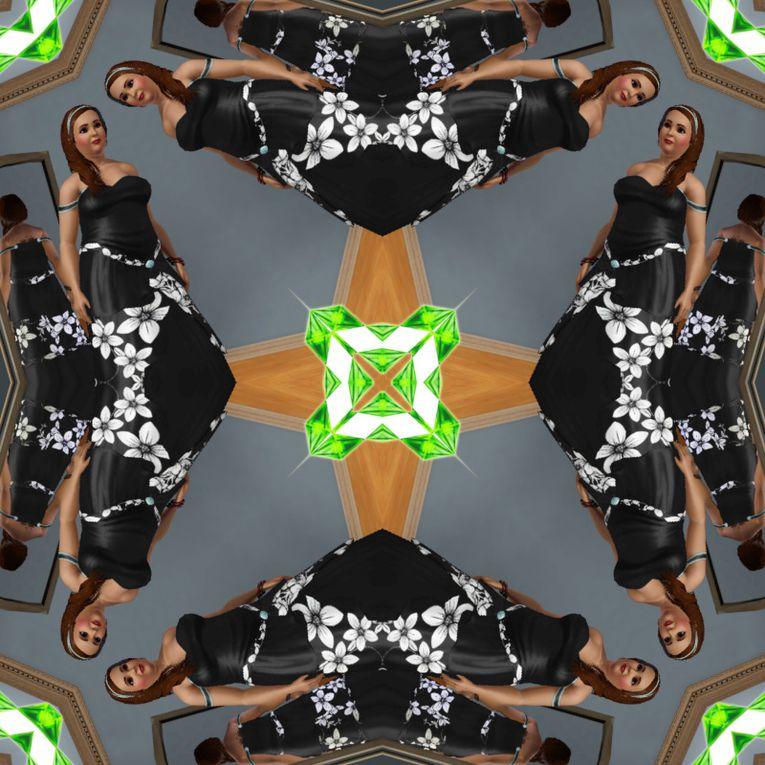 Album - Sims 3 - Mandalas et Kaléïdoscopes 09