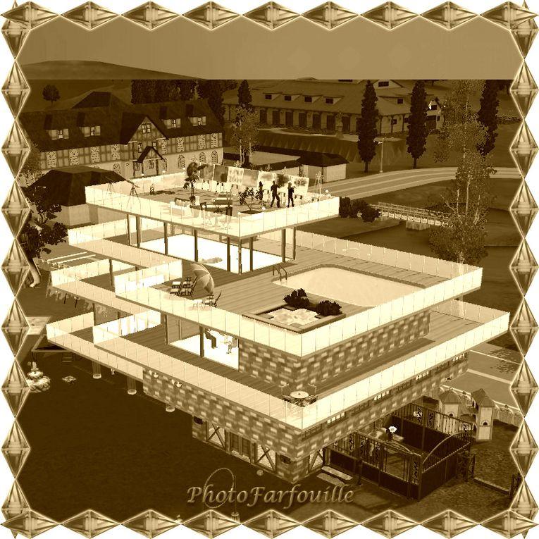 Album - Sims 3 - Variations sur images - 02