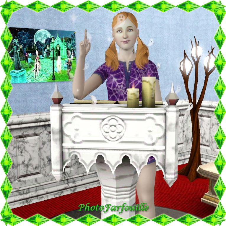 Album - Sims 3 - Variations sur images - 04